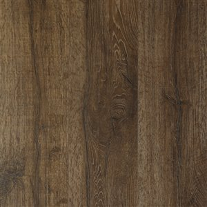 Mohawk Aberdeen Oak 7.48-in W x 4.52-ft L Embossed Wood Plank Laminate Flooring