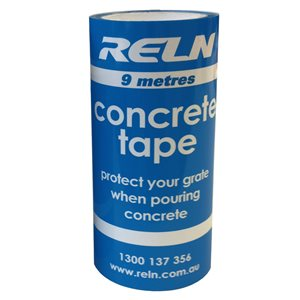 30-ft (9 Meters) L. Concrete Tape For Irrigation/Drainage Grate