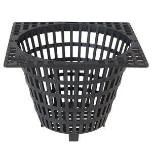 9-in Dia. Black Basin Small Leaf Irrigation/Drainage Catch Basket
