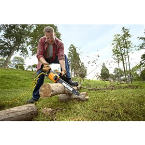 WORX 8-Amp 14-in Corded Electric Chainsaw