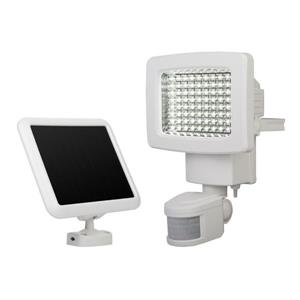 Sunforce 120-Degree LED Security Motion Detector