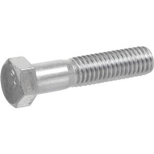 Hillman 1/2-in-13 Zinc-Plated Hex-Head Standard (SAE) Bolt