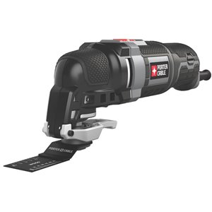 PORTER-CABLE 13-Piece 3 Amp Corded Oscillating Tool Kit