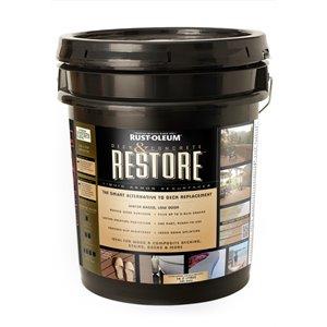 Rust-Oleum Restore 14.2 L Liquid Armor Deck and Concrete Resurfacer
