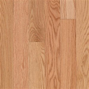 Mohawk 3/4-in Thick Natural Oak Oak Solid Hardwood Flooring (3-1/4-in Wide x Various Lengths)