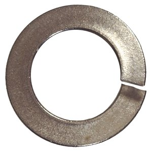 8mm Stainless Steel Metric Lock Washers (5-Pack)