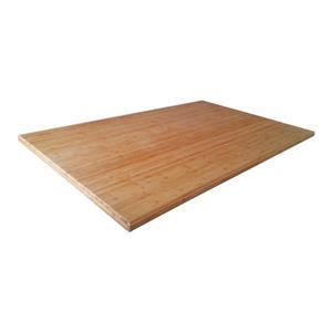 """Company Bamboo Countertop 72""""L x 25.5"""" W x 1.5"""" H"""