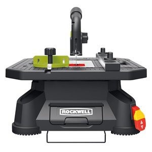 ROCKWELL 4-in 5.5 Amp Table Saw (RK7323)