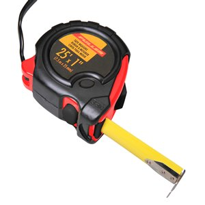 FULLER 25-ft Tape Measure