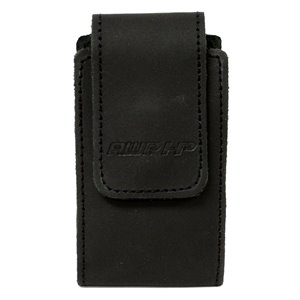 AWP HP Black Leather Magnetic Smart Phone Case
