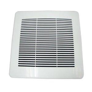 Utilitech 0.3 Sones 150 CFM White Bathroom Fan ENERGY STAR ...