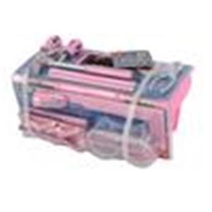 Build and Grow 16-Piece Kids Tool Kit Pink