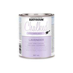 Rust-Oleum Chalked 887ml Ultra Matte Paint