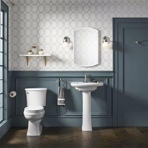 kohler elliston bathroom sink pedestal | lowe's canada