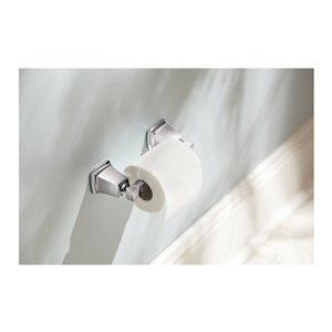 Moen Boardwalk Chrome Surface Mount Toilet Paper Holder