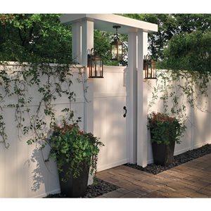 Kichler Linford Olde Bronze Outdoor Pendant Light