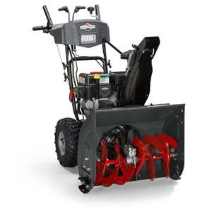 Briggs & Stratton 24-in 208-cc Two-Stage Gas Snow Blower