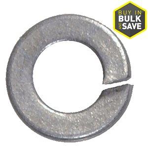 Hillman Galvanized Steel Standard (SAE) Split Lock Washer