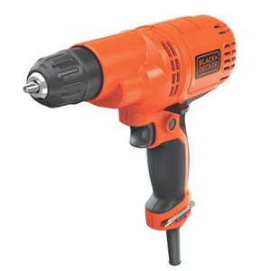 Black+Decker 5.2-Amp 3/8-in Drill/Driver DR260C