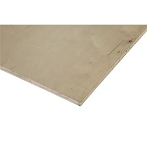 Cutler 3/4 x 2-ft x 4-ft Birch Plywood