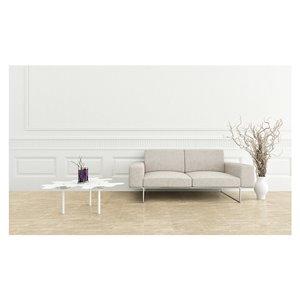 American Olean 12-in x 24-in Lake Claire Cioccolato Glazed Porcelain Floor Tile