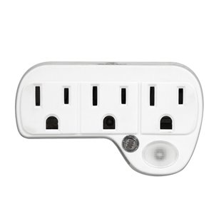 Feit Electric Night Light and Outlet