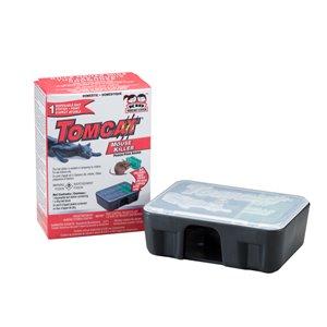 TOMCAT Mouse Killer Disposable Bait Station