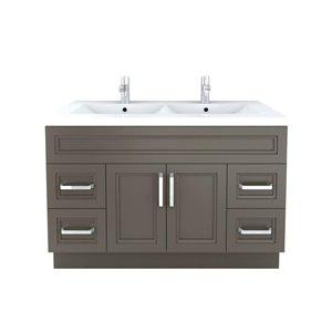 Cutler Kitchen & Bath Urban 48-in Contemporary Bathroom Vanity