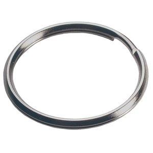 Hillman 1-1/2-in Split Ring Key Ring (Set of 2)