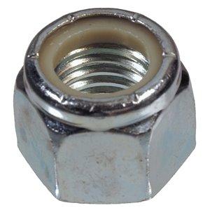 1/4-in -20 Zinc-Plated Standard (SAE) Nylon Insert Lock Nut