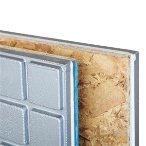 19/32-in x 2-ft x 4-ft R5 Insulated OSB Subfloor Panel