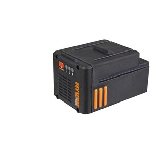 WORX 56-Volts 2.5-Amps Rechargeable Lithium Cordless Power Equipment Battery