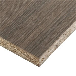 5/8-in x 4-ft x 8-ft Aria Premium Melamine Panel