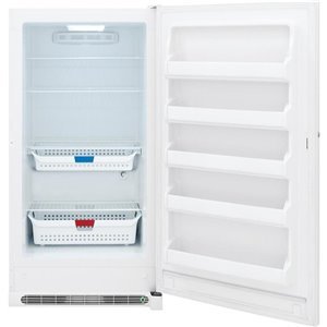 Frigidaire 16.7-cu-ft Frost-Free Upright Freezer (White) ENERGY STAR