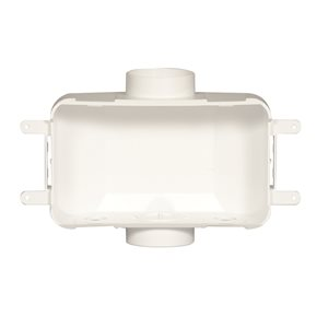 Universal CPVC Washing Machine Outlet Box Valve