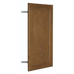 Nimble by Diamond 15-in W x 30-in H x 0.75-in D Mocha Wall Cabinet Door