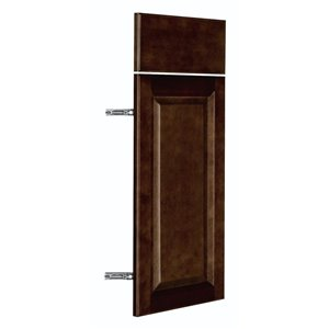 Nimble by Diamond 12-in W x 24-in H x 0.75-in D Umber Base Cabinet Door and Drawer Front
