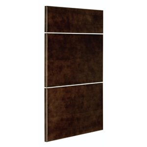 Nimble by Diamond 18-in W x 30-in H x 0.75-in D Umber Base Cabinet Drawer Fronts