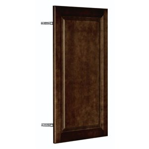 Nimble by Diamond 24-in W x 30-in H x 0.75-in D Umber Wall Cabinet Door