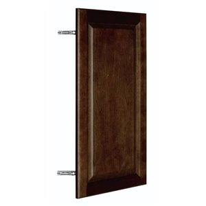 Nimble by Diamond 15-in W x 30-in H x 0.75-in D Umber Wall Cabinet Door