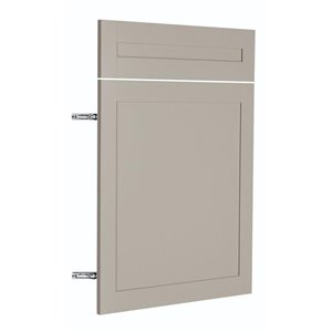 Nimble by Diamond 24-in W x 24-in H x 0.75-in D TrueColor Cloud Base Cabinet Door and Drawer Front