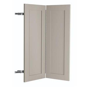Nimble by Diamond 36-in W x 30-in H x 0.75-in D TrueColor Cloud Base Cabinet Door