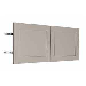 Nimble by Diamond 36-in W x 14-in H x 0.75-in D TrueColor Cloud Wall Cabinet Door