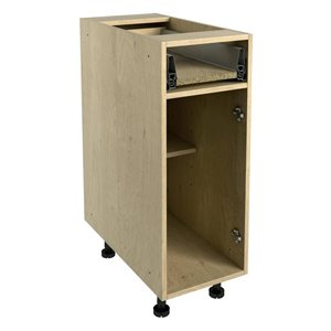 Nimble by Diamond 12-in x 30-in Maple Standing Base