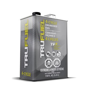 TRUFUEL 4-Cycle Fuel: 1 Gallon