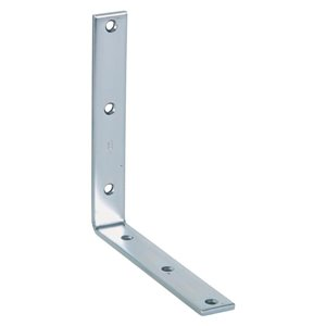 National Hardware 1-1/4-in Zinc Plated Corner Brace