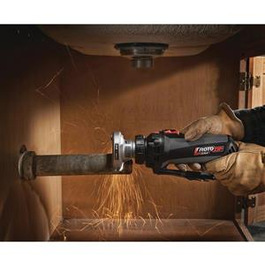 RotoZip RotoSaw+ 7-Piece Corded Rotary Spiral Saw Kit