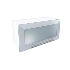 White Gloss Upper Lifter Cabinet
