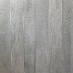 Faber 6-in x 36-in Reclaimed Wood Porcelain Matte Bone Floor Tile