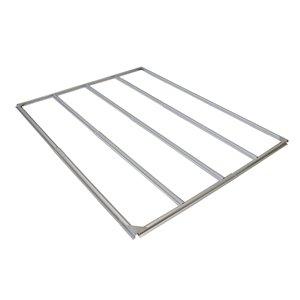 10-ft x 7.5-ft Lifestyle Storage Building Floor Frame Kit